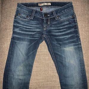EUC BKE Stella Skinny Jeans Size 24.